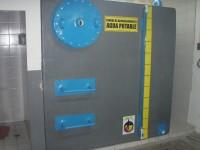 Tanque a medida para almacenamiento de agua
