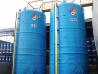 Tanques Verticales para almacenamiento de agua