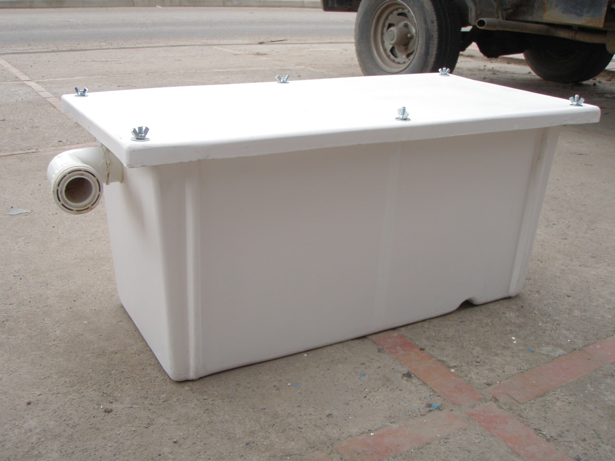 Tanques en fibra de vidrio - Depositos de agua rectangulares ...